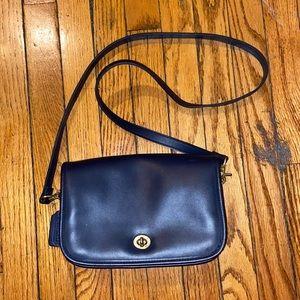 VTG Coach Penny Pocket Bag-Authenticity Unverified